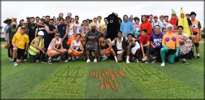 Mira Costa Baseball Halloween 2017